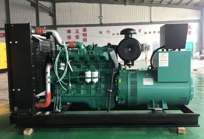 濮阳全新潍柴150kw大型柴油发电机组