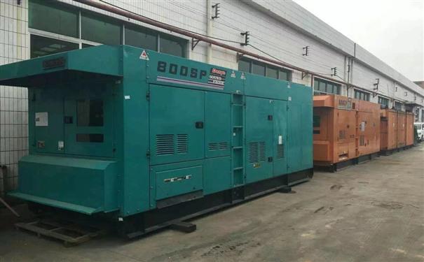 濮阳工厂发电机出租供电