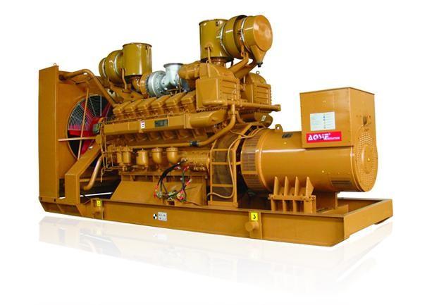 濮阳济柴190kw系列柴油发电机组