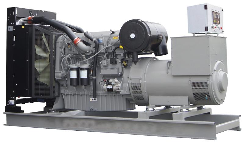 濮阳帕金斯系列柴油发电机组
