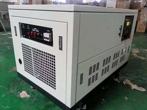 濮阳温县县30千瓦静音发电机