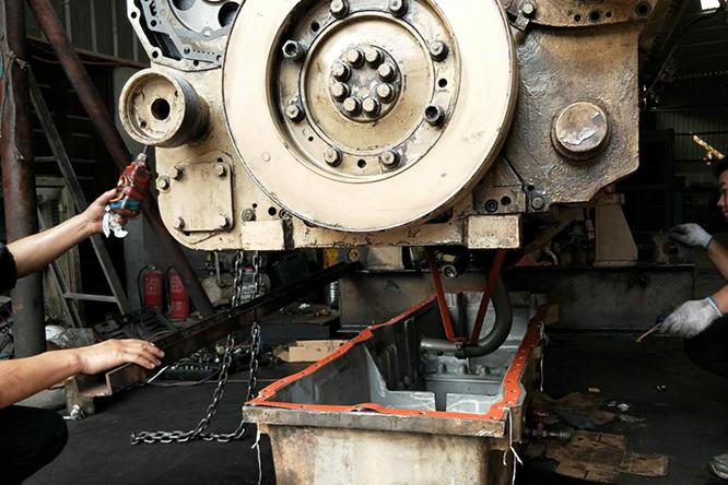濮阳柴油发电机维修