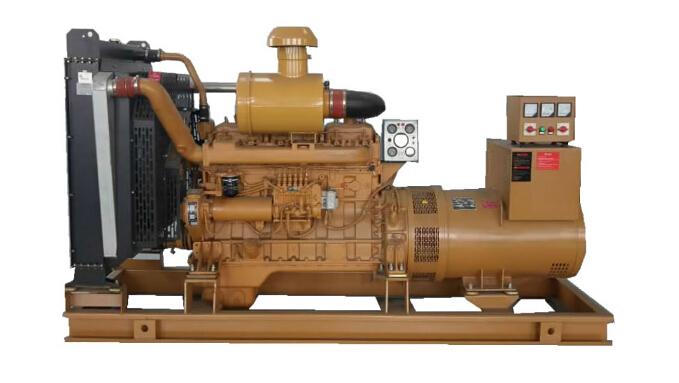 濮阳二手上柴250kw大型柴油发电机组