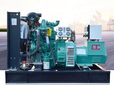 濮阳二手上柴50kw大型柴油发电机组