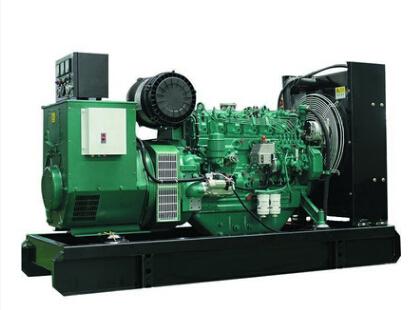 濮阳二手上柴200kw大型柴油发电机组