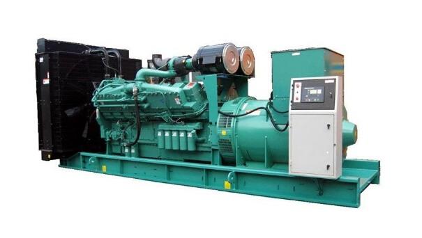 濮阳二手常柴200kw大型柴油发电机组