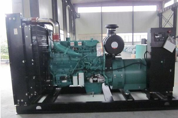 濮阳二手常柴300kw大型柴油发电机组