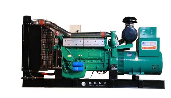 濮阳二手常柴500kw大型柴油发电机组